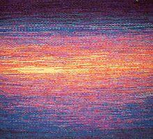 Sunset by driftweird