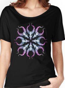 Horn mandala Women's Relaxed Fit T-Shirt