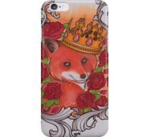 The Little Prince's Fox iPhone Case/Skin