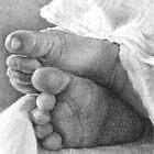 Tiny Toes by Sami Thorpe