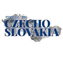 Made in Czechoslovakia by k-bot