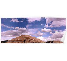 Teitihuacan Poster