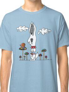 Sliced Rabbit Classic T-Shirt