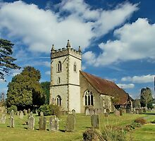 Headley  church, Hampshire uk by relayer51