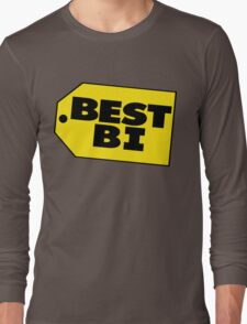 Best Bi - Parody Long Sleeve T-Shirt