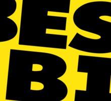 Best Bi - Parody Sticker