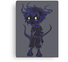 Shadow Sora Canvas Print
