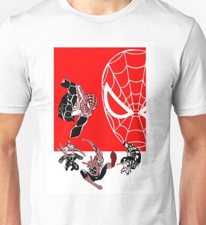 Spiderman Inspired Design  Unisex T-Shirt