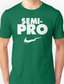 Semi-Pro - Nike Parody (White) T-Shirt