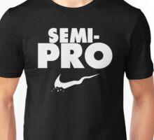Semi-Pro - Nike Parody (White) Unisex T-Shirt