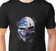 payday masks Unisex T-Shirt