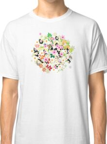 Floral tree Classic T-Shirt