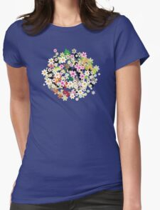 Floral tree T-Shirt