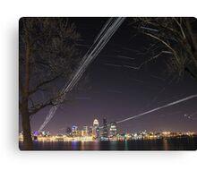 Louisville Kentucky Skyline Canvas Print