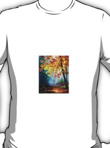 Window To The Fall — Buy Now Link - www.etsy.com/listing/226243887 T-Shirt
