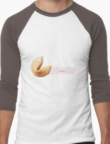 Fortune Cookie Men's Baseball ¾ T-Shirt