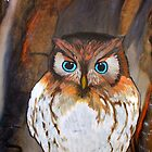 Cheryl's Little Owl by Karen L Ramsey