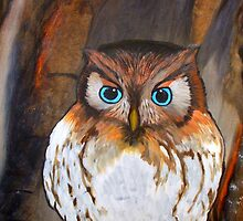 Cheryl's Little Owl by Karen L Ramsey