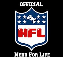 Nerd For Life Photographic Print