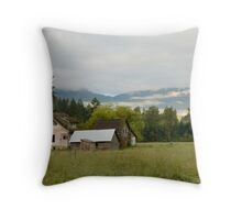 Morning Throw Pillow
