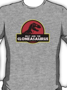 Billy and the Cloneasaurus T-Shirt