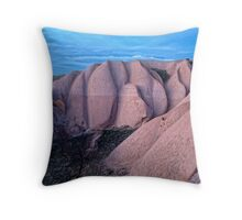 Cappadocia, Turkey Throw Pillow