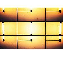 ceiling lamp Photographic Print
