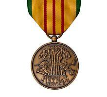 Vietnam Service Medal by jcmeyer