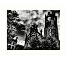 The Guildhall, Derry City, Northern Ireland Art Print