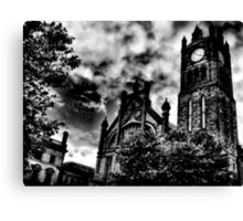 The Guildhall, Derry City, Northern Ireland Canvas Print