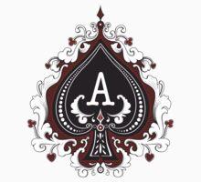 ace of spades ACEeffect logo brand by Steve Malcomson
