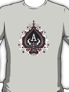 ace of spades ACEeffect logo brand T-Shirt