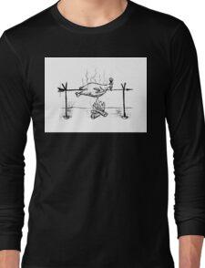 Roast chicken Long Sleeve T-Shirt