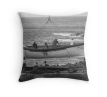End of the day for No.12 Throw Pillow