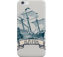 It Is Well iPhone Case/Skin