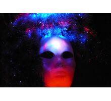 Space  Budda Photographic Print