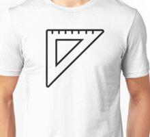 Set square Unisex T-Shirt