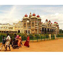 Mysore Palace Photographic Print