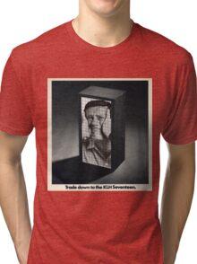 TRAPPED_! Tri-blend T-Shirt