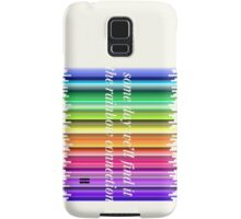 The Rainbow Connection Samsung Galaxy Case/Skin