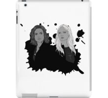 Regina and Emma iPad Case/Skin