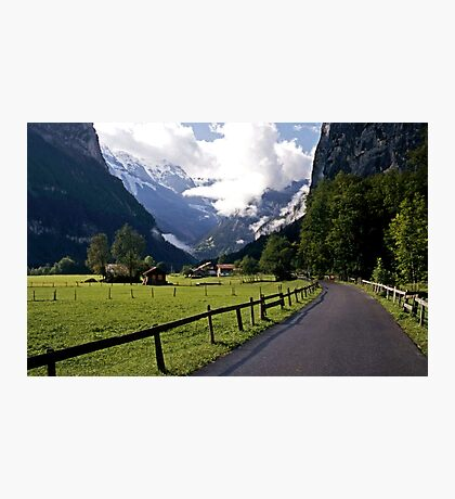 Lauterbrunnen, Switzerland Photographic Print