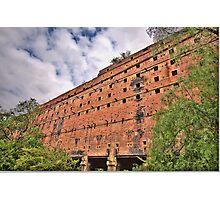 Man O War - Glen Davis Shale Mining Ruins - The HDR Experience    Photographic Print