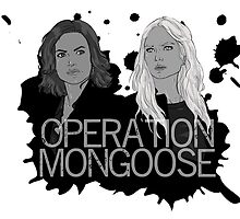Regina and Emma - Operation Mongoose by OliveTreeHouse