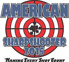 AMERICAN Sharpshooter Photographic Print