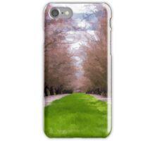 Almond Snow iPhone Case/Skin