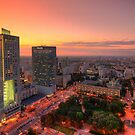 Warsaw NW by Qba from Poland
