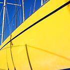 Boatyard yellow by secondcherry