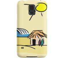 Simple Things - Surf Shack Samsung Galaxy Case/Skin