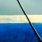 Boatyard horizon by secondcherry